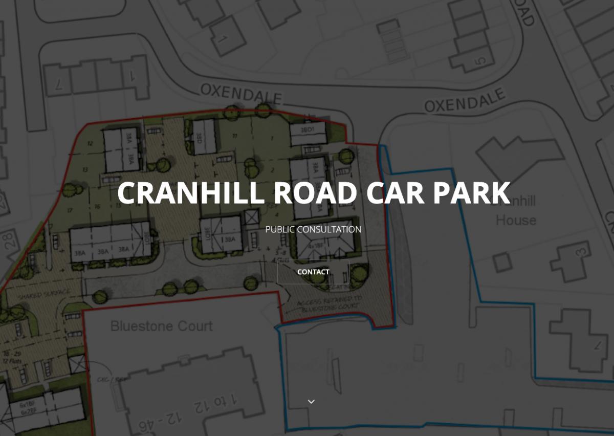 Cranhill Road Carpark