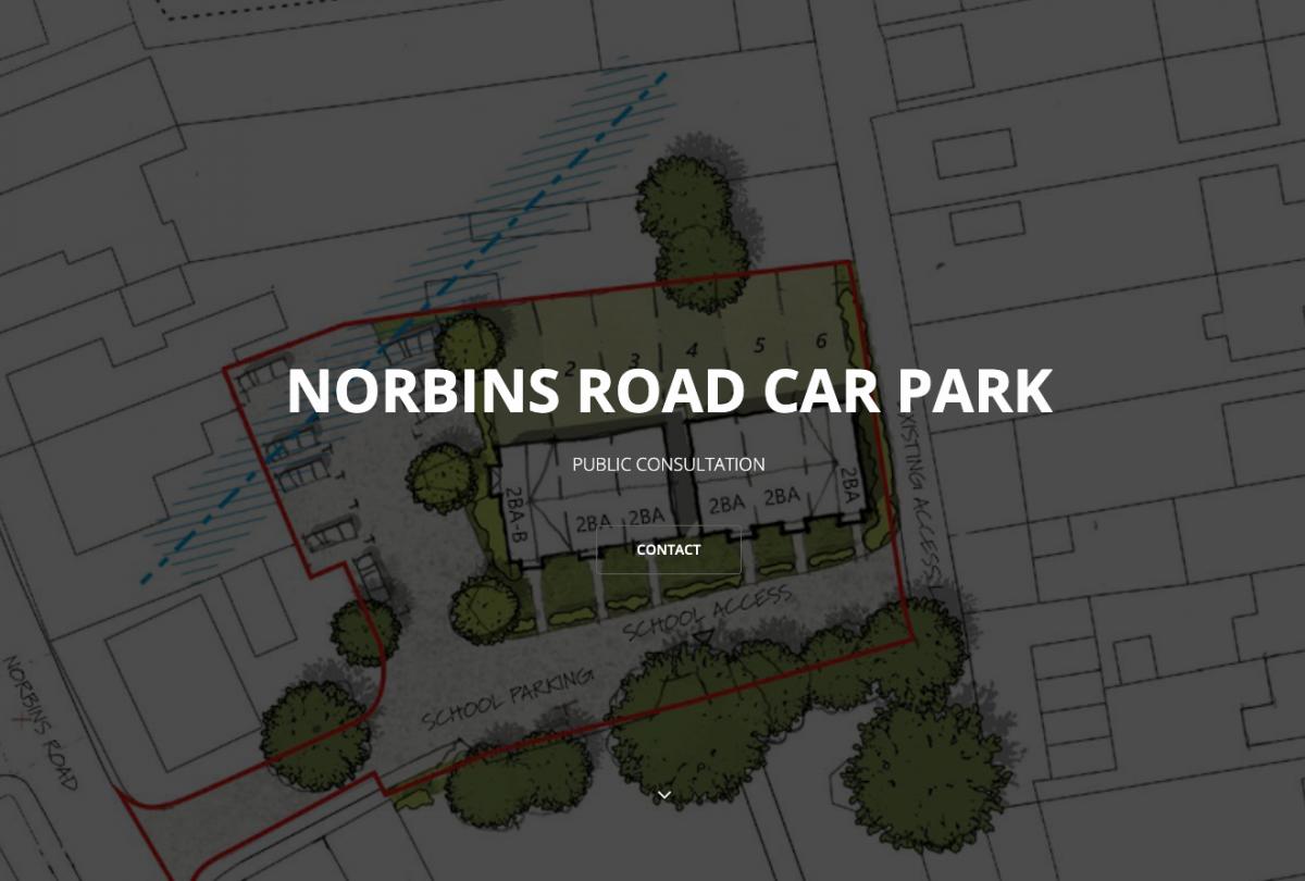 Norbins Road Carpark