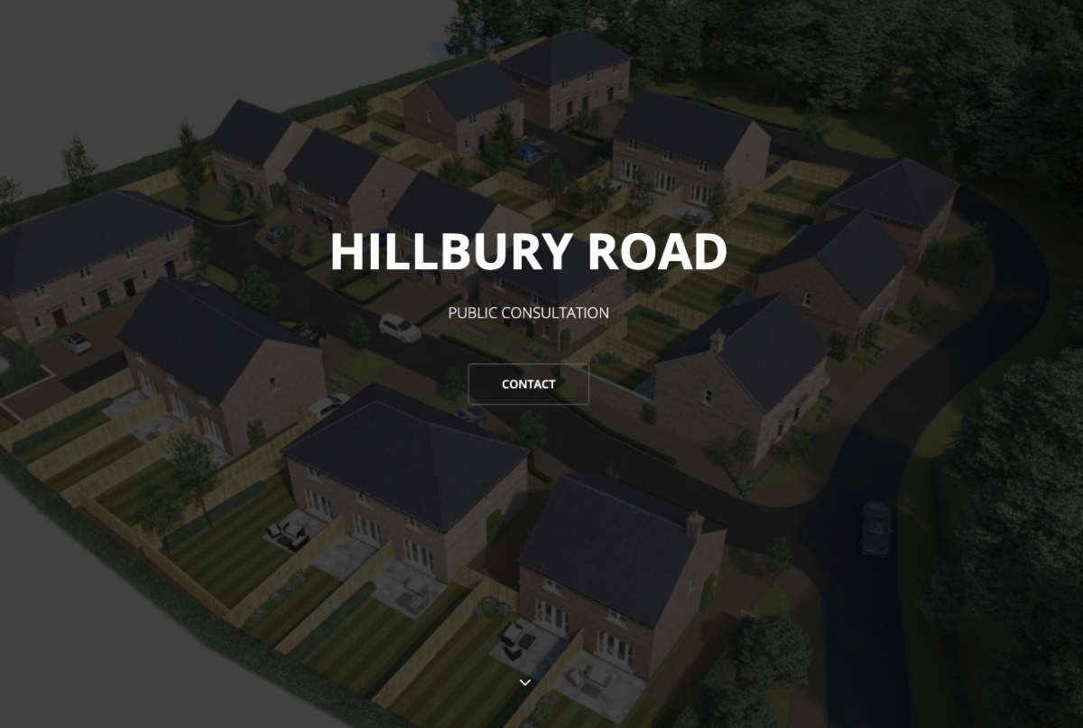 Hillbury Road